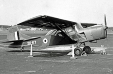 Aircraft Photo of XK417 | Auster B-5 Auster AOP9 | UK - Air Force | AirHistory.net #25504