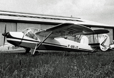 Aircraft Photo of F-BBJZ | Nord NC-858S | AirHistory.net #31709