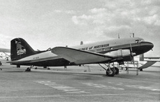 Aircraft Photo of VH-BUR | Douglas C-47A Skytrain | Jetair Australia - Jetairlines of Australia | AirHistory.net #18260