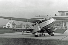 Aircraft Photo of G-AEBW | De Havilland DH.89 Dragon Rapide | Isle of Man Air Services | AirHistory.net
