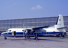 Aircraft Photo of PH-IOT | Fokker F27-300 Friendship | Iranian Oil | AirHistory.net