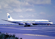 Aircraft Photo of N804PA | Douglas DC-8-32 | Pan American World Airways - Pan Am | AirHistory.net