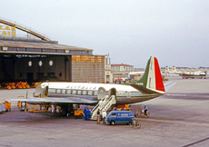 Aircraft Photo of I-LIRG | Vickers 798D Viscount | Alitalia | AirHistory.net