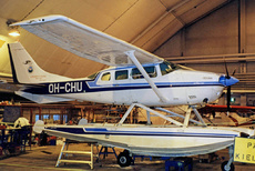 Aircraft Photo of OH-CHU | Cessna TU206G Turbo Stationair 6 | AirHistory.net #8677