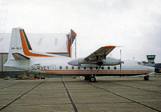 Aircraft Photo of VR-BLX | Fokker F27-400 Friendship | AirHistory.net #11278