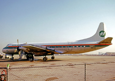 Aircraft Photo of N974HA | Lockheed L-188A Electra | Holiday Airlines | AirHistory.net