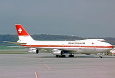 Aircraft Photo of HB-IGB | Boeing 747-257B | Swissair | AirHistory.net #25877