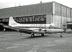 Aircraft Photo of G-ANYJ | De Havilland D.H. 114 Heron 2 | Dragon Airways | AirHistory.net #33348