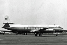 Aircraft Photo of G-ANYH | Vickers 747 Viscount | Butler Air Transport | AirHistory.net #26378