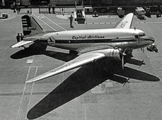 Aircraft Photo of NC33678 | Douglas DC-3-313D | Capital Airlines | AirHistory.net