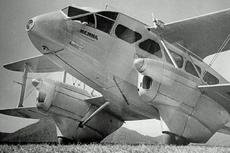 Aircraft Photo of VH-UFF | De Havilland DH.89 Dragon Rapide | Airlines of Australia | AirHistory.net
