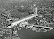 Aircraft Photo of CF-TEK | Canadair DC-4M-1 North Star | Trans-Canada Air Lines - TCA | AirHistory.net #108948