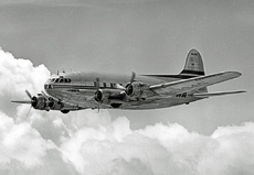 Aircraft Photo of NC1940 | Boeing 307B Stratoliner | TWA - Transcontinental and Western Air | AirHistory.net #7644