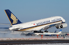 Aircraft Photo of 9V-SKC | Airbus A380-841 | Singapore Airlines | AirHistory.net #20370