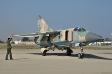 Aircraft Photo of 6461 | Mikoyan-Gurevich MiG-23ML | Libya - Air Force | AirHistory.net