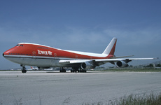 Aircraft Photo of N602FF | Boeing 747-124 | Tower Air | AirHistory.net #19441