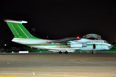 Aircraft Photo of 5A-DNG | Ilyushin Il-76T | Jamahiria Air Transport | AirHistory.net