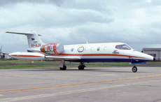 Aircraft Photo of VH-AJV | Gates Learjet 35A | TNT Air Couriers | AirHistory.net #3359