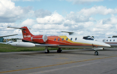 Aircraft Photo of VH-ANI | Gates Learjet 35A | AirHistory.net #4300