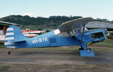 Aircraft Photo of VH-BTE | Auster J-5P Autocar | AirHistory.net #6060
