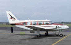 Aircraft Photo of VH-CIZ | Piper PA-31-310 Navajo | Ansett General Aviation | AirHistory.net