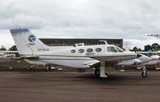 Aircraft Photo of VH-CJA | Cessna 402 | Qasco | AirHistory.net