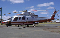 Aircraft Photo of VH-CPQ | Sikorsky S-76A | AirHistory.net #6655