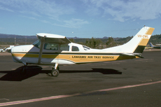 Aircraft Photo of VH-CWL | Cessna 210-5 | Lanham's Air Taxi Service | AirHistory.net #6805