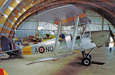 Aircraft Photo of ZK-ANQ / NZ892 | De Havilland DH.82A Tiger Moth II | New Zealand - Air Force | AirHistory.net