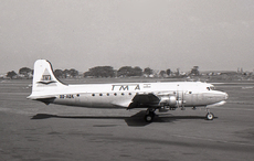 Aircraft Photo of OD-ADK | Douglas DC-4-1009 | TMA of Lebanon - Trans Mediterranean Airways | AirHistory.net #42391
