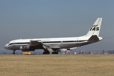 Aircraft Photo of G-BDDE | Douglas DC-8-54CF Jet Trader | IAS Cargo Airlines - International Aviation Services | AirHistory.net #48768