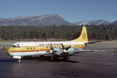 Aircraft Photo of N123AC | Lockheed L-188C Electra | Air California | AirHistory.net #49598