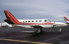 Aircraft Photo of G-OFHJ | Cessna 441 Conquest II | AirHistory.net #50313