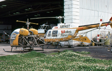 Aircraft Photo of P2-UTM | Bell 47G-3B-1 | Airfast | AirHistory.net #50812