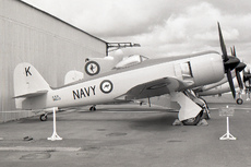 Aircraft Photo of VW623 | Hawker Sea Fury FB11 | Australia - Navy | AirHistory.net