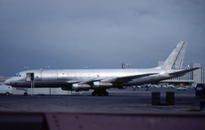 Aircraft Photo of N421AJ | Douglas DC-8-33(F) | Rosenbalm Aviation | AirHistory.net