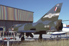 Aircraft Photo of A3-53 | Dassault Mirage IIIO(F/A) | Australia - Air Force | AirHistory.net
