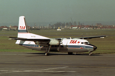 Aircraft Photo of VH-TQQ | Fokker F27-600 Friendship | Trans-Australia Airlines - TAA | AirHistory.net
