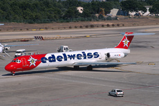 Aircraft Photo of HB-IKP | McDonnell Douglas MD-83 (DC-9-83) | Edelweiss Air | AirHistory.net #76200
