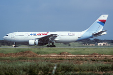 Aircraft Photo of F-BUAH | Airbus A300B2-1C | Air Inter | AirHistory.net