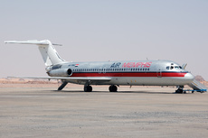 Aircraft Photo of SU-PBO | McDonnell Douglas DC-9-31 | Air Memphis | AirHistory.net