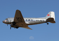 Aircraft Photo of VH-AES | Douglas DC-3(C) | Trans-Australia Airlines - TAA | AirHistory.net #83475