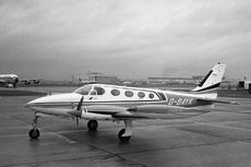 Aircraft Photo of G-BAYK | Cessna 340 | AirHistory.net
