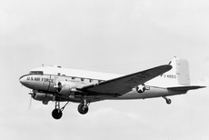 Aircraft Photo of 43-48913 / 0-48913 | Douglas VC-47D Skytrain | USA - Air Force | AirHistory.net