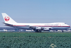Aircraft Photo of JA8116 | Boeing 747-146 | Japan Air Lines - JAL | AirHistory.net
