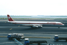 Aircraft Photo of CF-TJW | McDonnell Douglas DC-8-61 | Air Canada | AirHistory.net