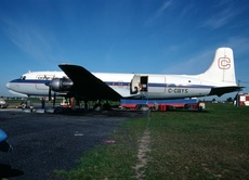 Aircraft Photo of C-GBYS | Douglas DC-6A | Conifair | AirHistory.net