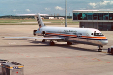 Aircraft Photo of VH-TJU | McDonnell Douglas DC-9-31 | Trans-Australia Airlines - TAA | AirHistory.net