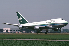 Aircraft Photo of HZ-AIJ | Boeing 747SP-68 | Saudia - Saudi Arabian Airlines | AirHistory.net