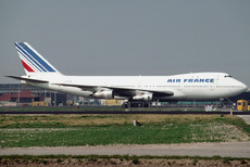 Aircraft Photo of LX-FCV | Boeing 747-121 | Air France | AirHistory.net